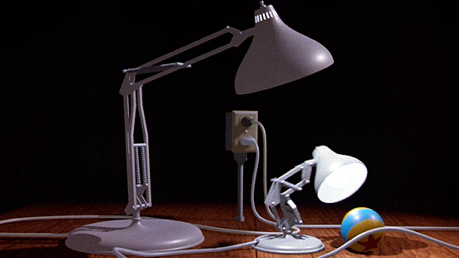 Pixar Desk Lamp Pixar The House That Luxo Built Kxci