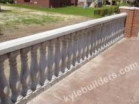 Cement Balcony Railing Pictures to Pin on Pinterest ...
