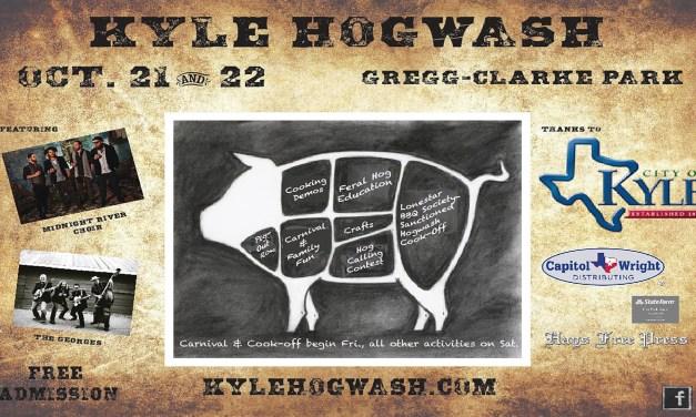 Kyle Hogwash Festival & BBQ Cook-Off