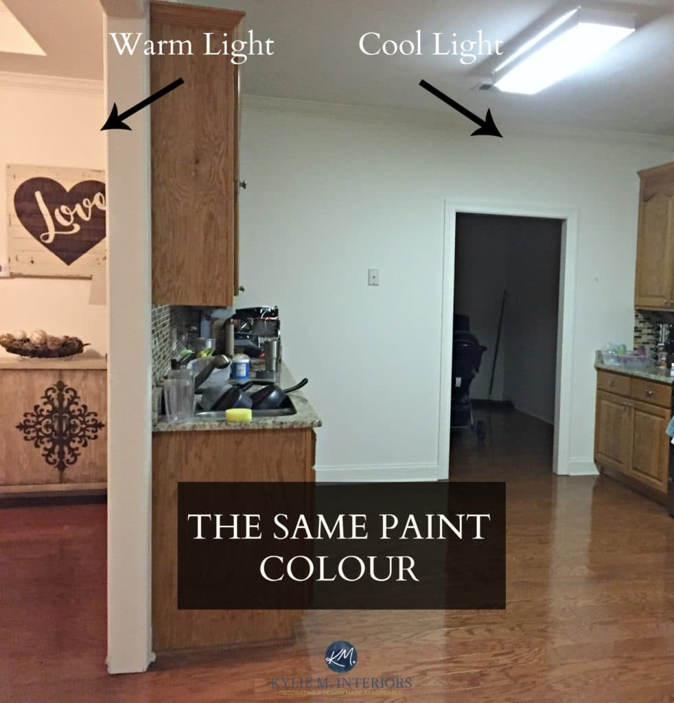 Led Light Bulbs Types How Fluorescent Light Affects Paint Colour