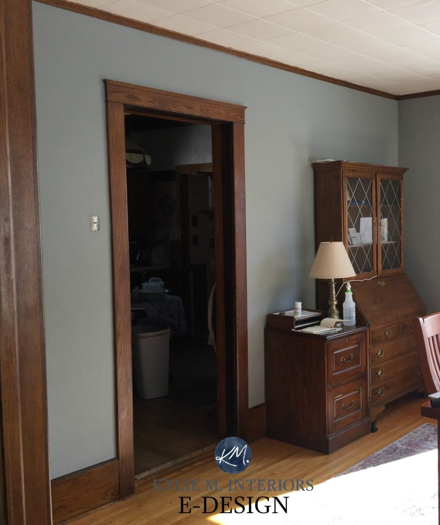 Paint Colors For Dark Wood Floors The Best Neutral Paint Colours To Update Dark Wood Trim