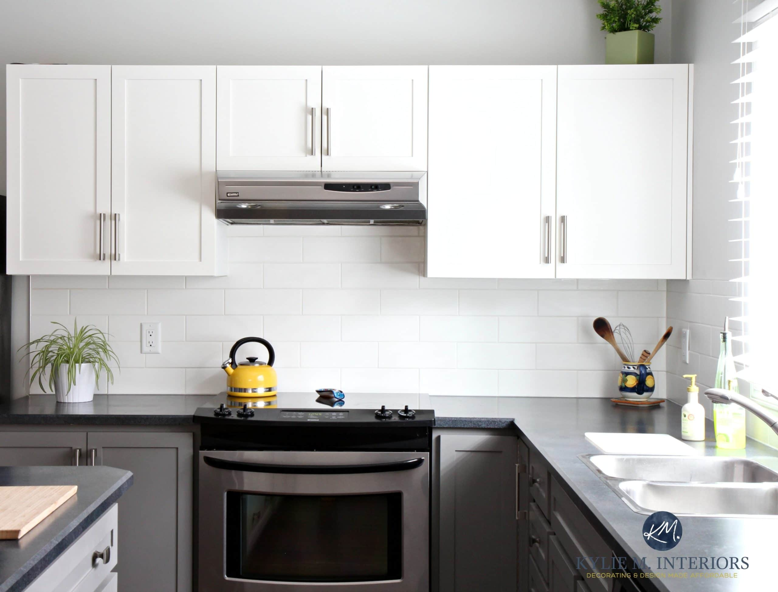 Gray Kitchen Cabinets Benjamin Moore Painted Kitchen Cabinets Benjamin Moore Chelsea Gray Gray Owl
