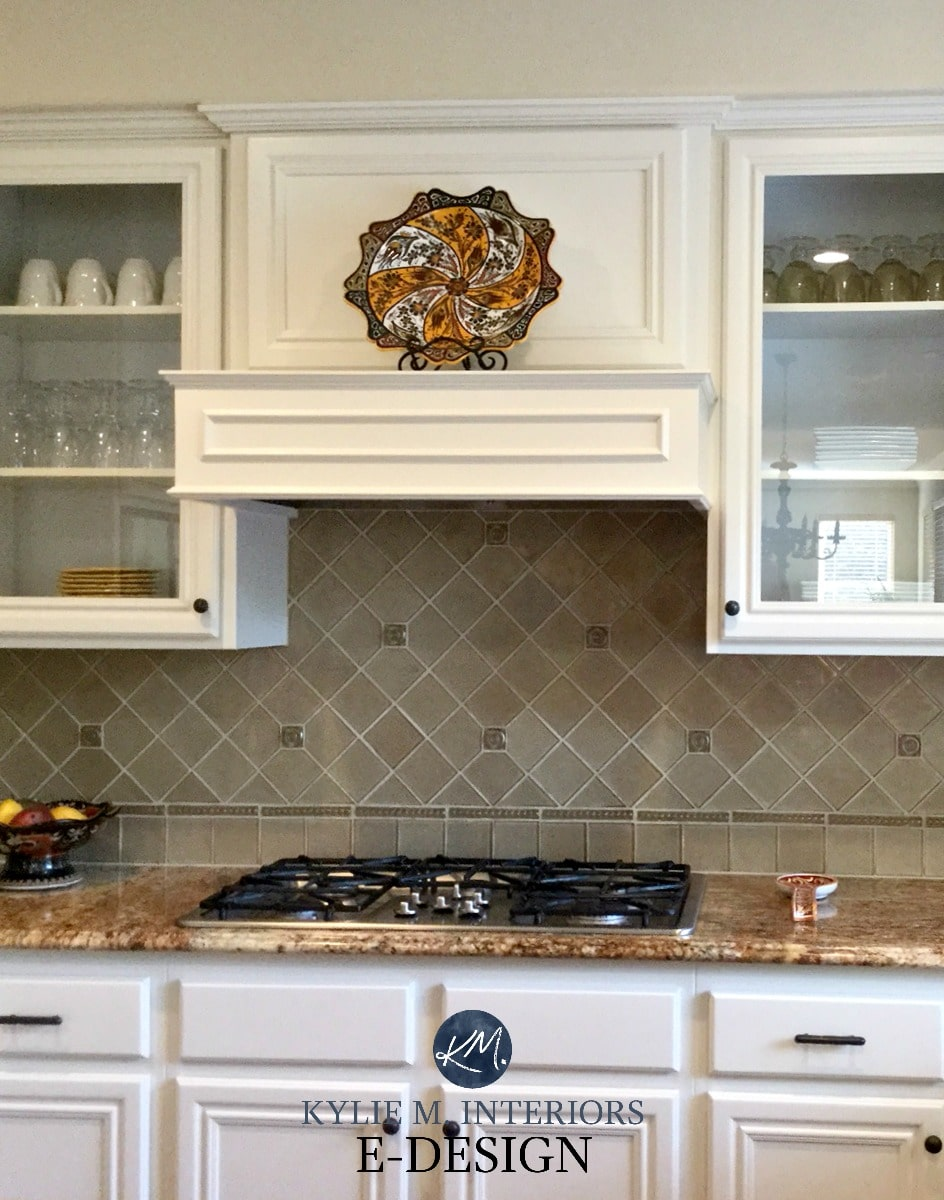 Edesign Painted Maple Cabinets A Gorgeous Off White Makeover Kylie M Interiors