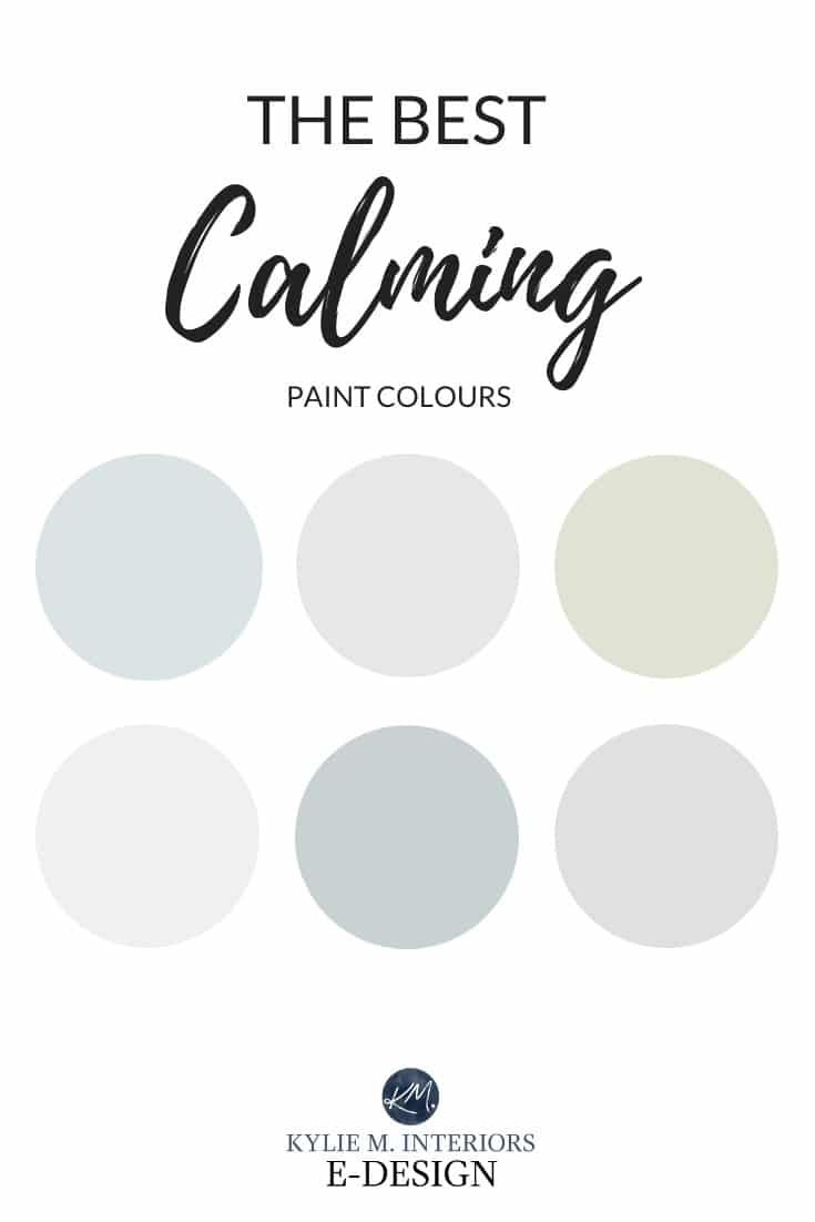 The 10 Best Paint Colours To Create Calm And Reduce Stress Kylie M Interiors