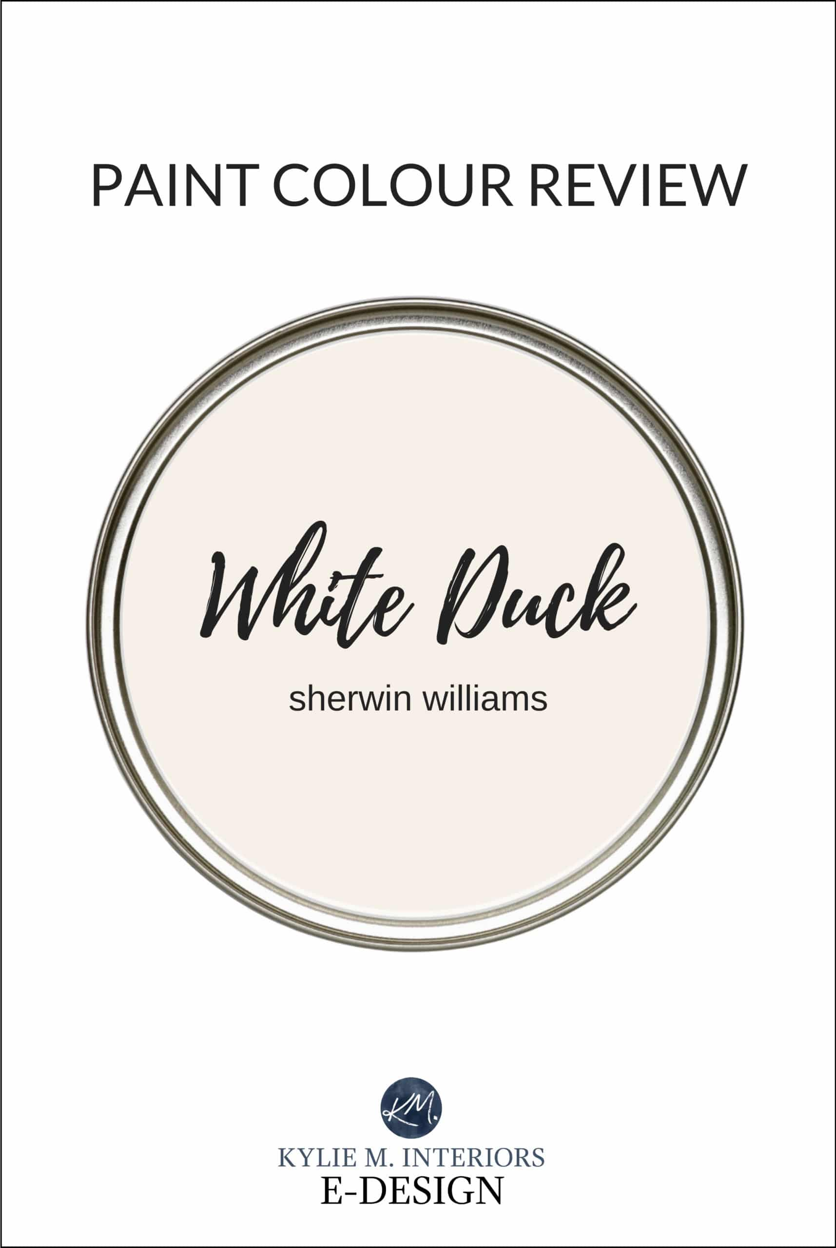 Paint Colour Review Sherwin Williams White Duck Sw 7010 Kylie M Interiors