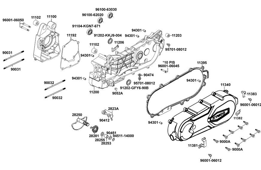 mongoose bike motor wiring diagram