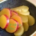 さつまいもとりんごのレシピ 子供の離乳食にも人気!