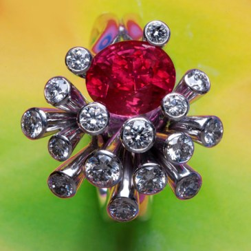 Ruby Ring FD0010