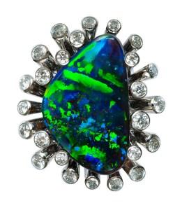 Boulder Opal Ring BC6246