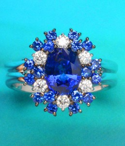 Sapphire Ring NM361