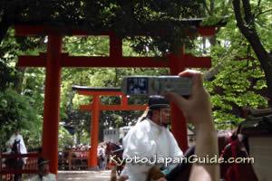 Aoi Festival horseman