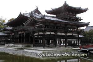 Byodo-In Temple, Uji, Japan