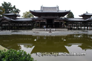 Phoenix Hall, Byodo-In Temp