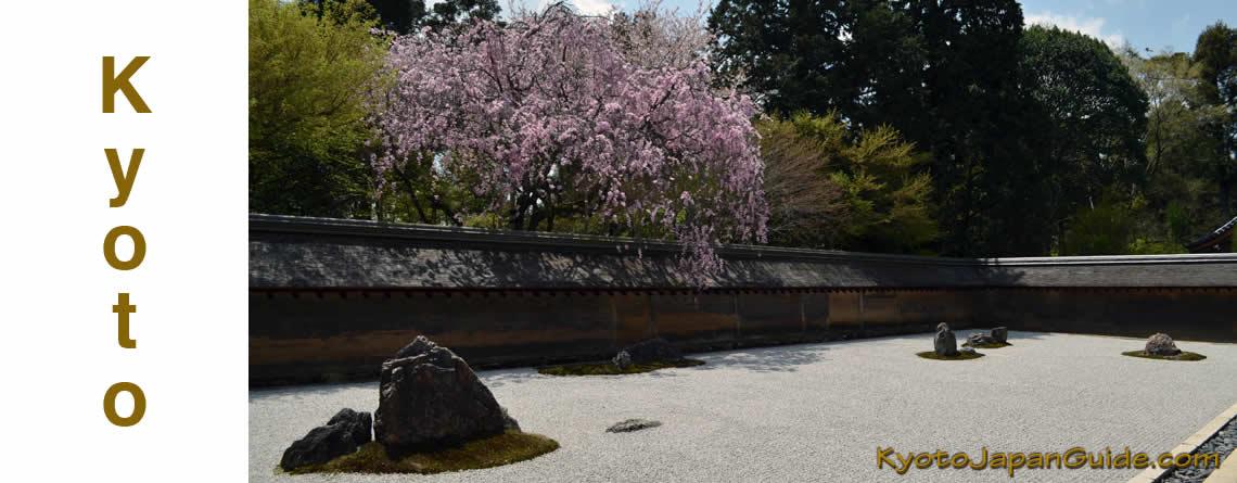 Ryoan-ji Temple 龍安寺
