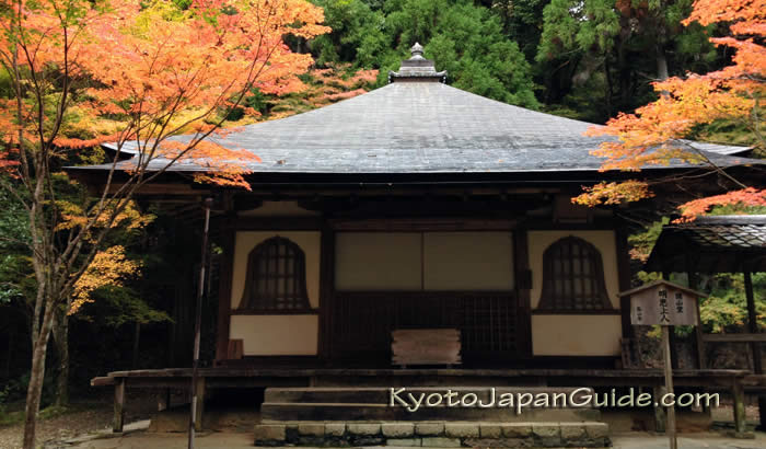 Kozan-ji mountain temple
