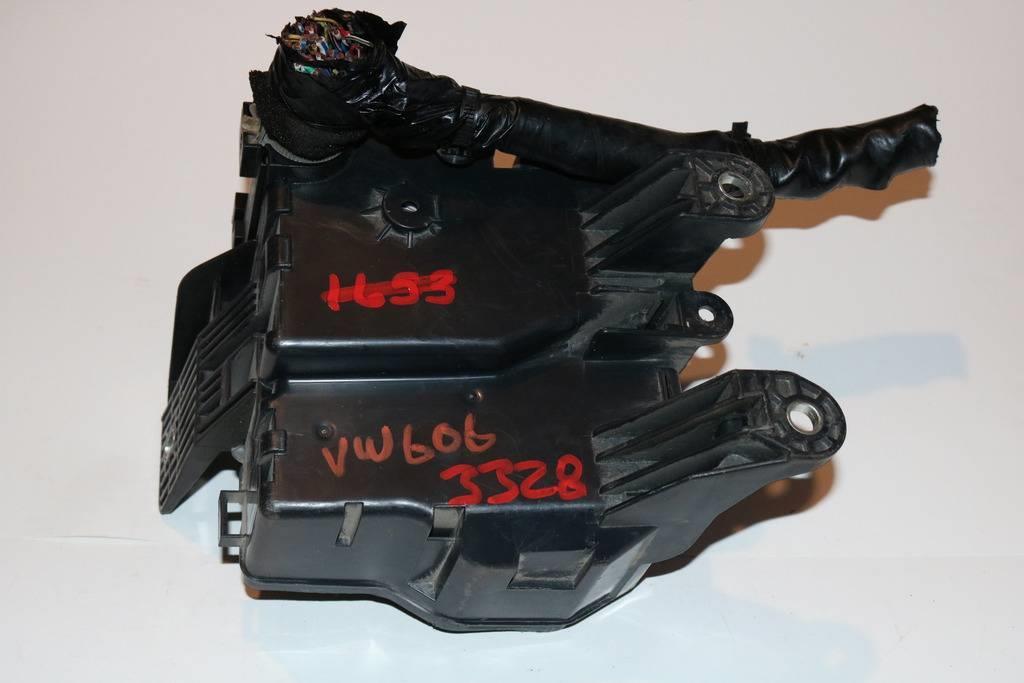 10-12 Mazda CX9 CX-9 CX-9 37L V6 Relay Fuse Box Block Panel