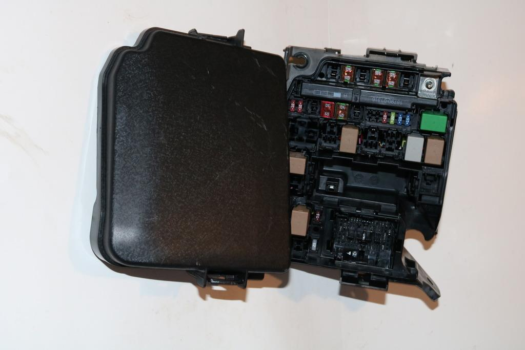 17-18 Kia Forte 20L Relay Fuse Box Block Panel Warranty #3549 eBay