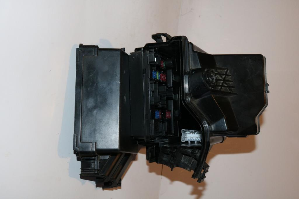 12-15 Nissan Versa 16L DOHC Relay Fuse Box Block Panel Warranty