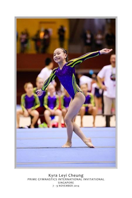 Xu Heping Gymnastics