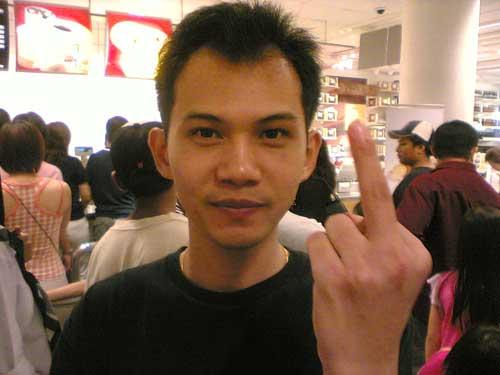 Penang Chow Ah Beng
