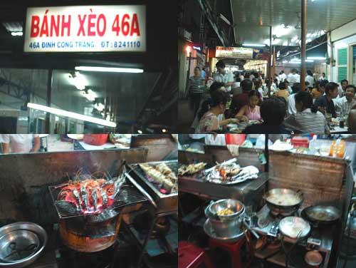 Banh Xeo Vietnamese Crepe