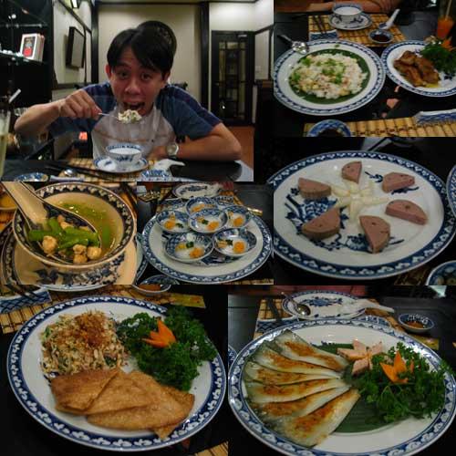 expensive meal in Vietnam