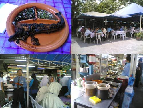 Malay food near KLCC, BSN