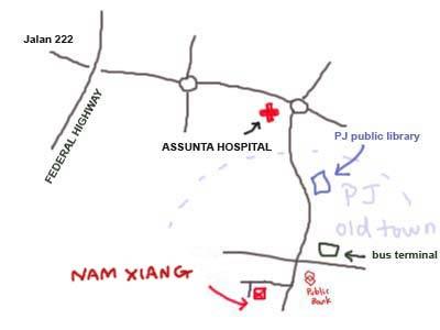Nam Xiang at PJ Old Town
