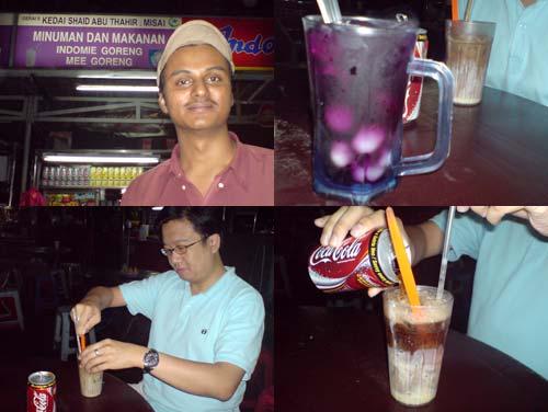 Coke Susu at SS2