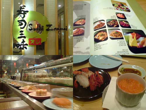 Zanmai Sushi at Sunway Pyramid