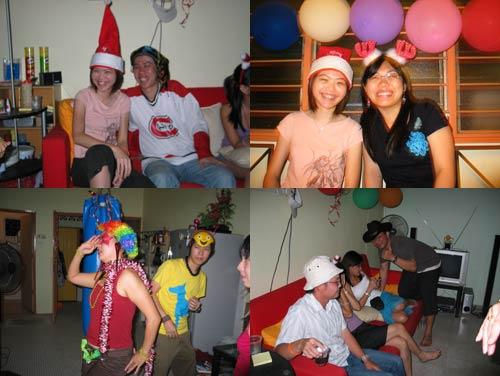 X'mas Party 2005 at KY