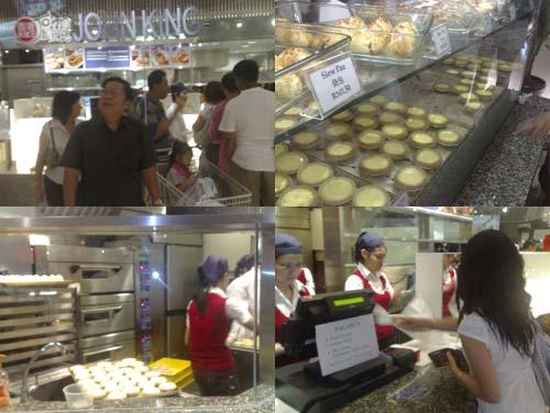 John King Egg Tart, 香港蛋塔王, Pavilion KL