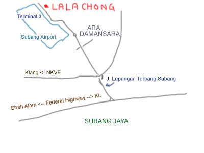 Lala Chong at Subang