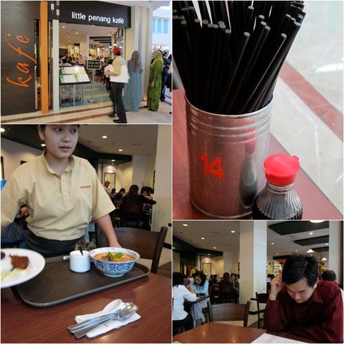 Little Penang Cafe at KLCC