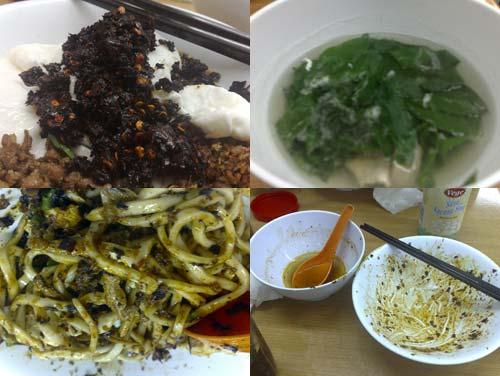 Super Kitchen Chili Pan Mee opposite Kin Kin