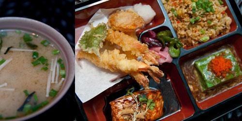westin lunch box - Japanese cuisine