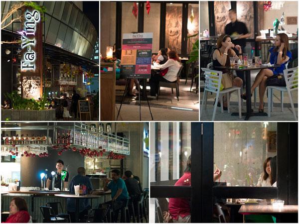 Fa Ying Thai Restaurant at Paradigm Mall