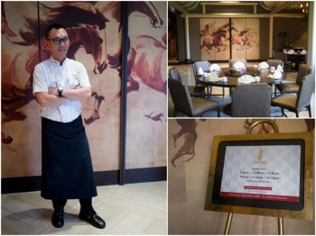 Kim Ma Chinese Restaurant, with Chef Roy Wong