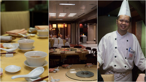 Toh Yuen Chinese restaurant at PJ Hilton Hotel