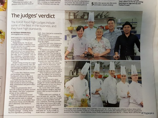 Rage Food Fight, published on 17/11/2015