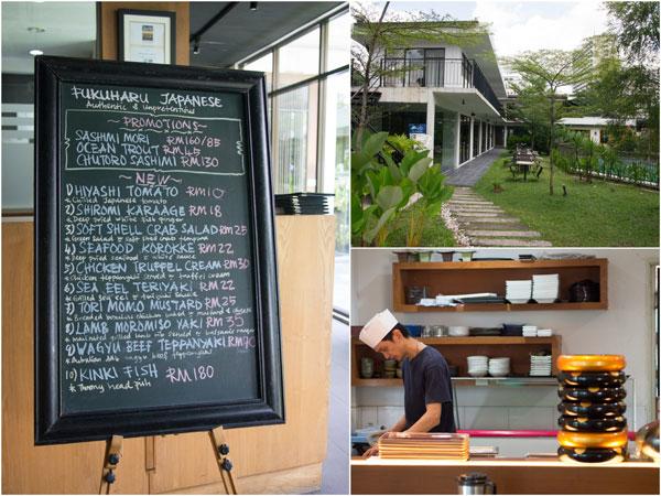 Fukuharu at Terrace, Ampang