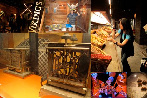 High 5 bread museum in Shah Alam