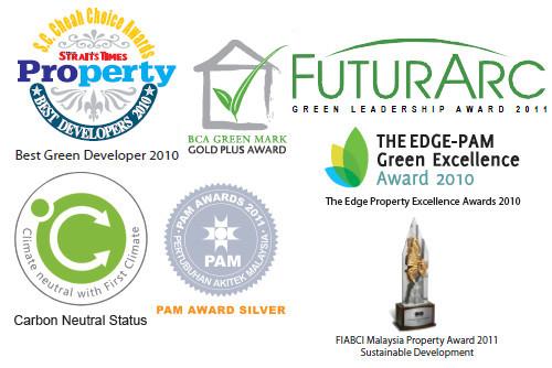 Green Awards won by KEN