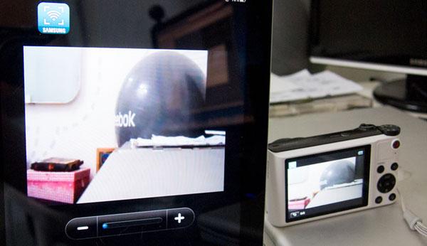 Remote ViewFinder