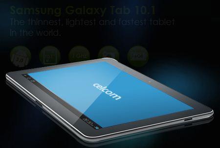 Samsung Galaxy Tab 10.1 Celcom