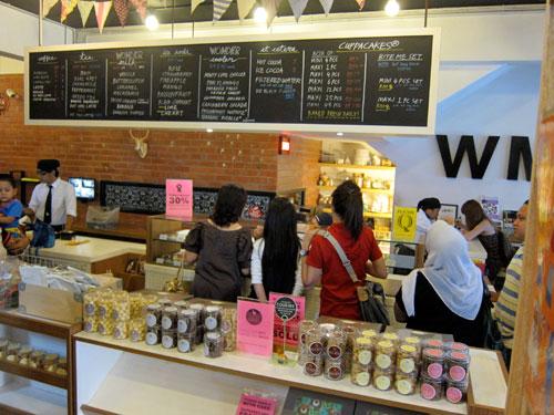 wondermilk, cupcakes, coffees, and more