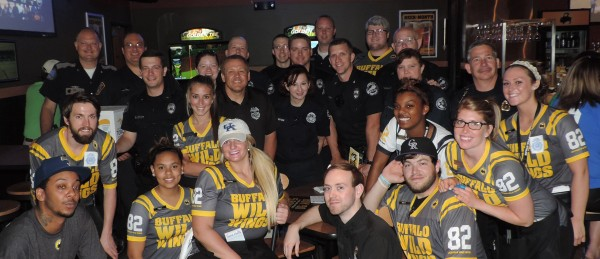 Upcoming Events Cops Gone Wild at Buffalo Wild Wings \u2013 Lexington »