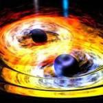20年後に巨大なブラックホール同士が衝突する!