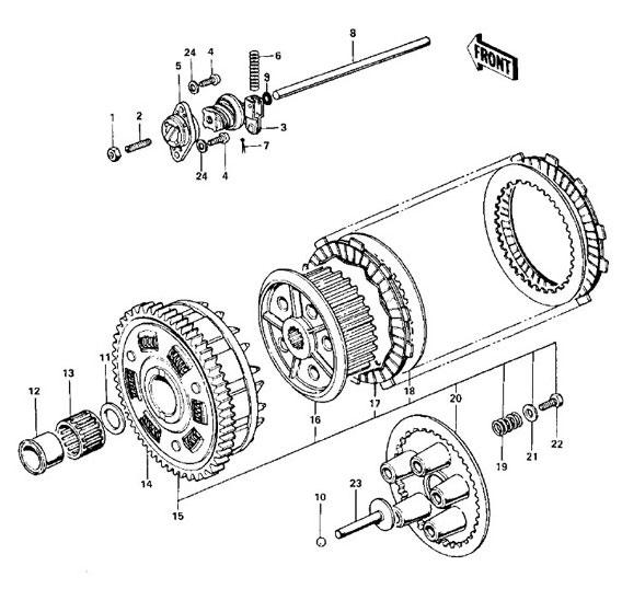 pin harley davidson sportster wiring diagram on pinterest