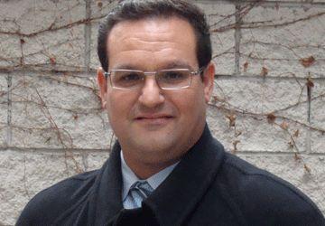 Le parajuriste Eric Sabbah.